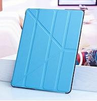 Чехол оригами для iPad Air 2 голубой