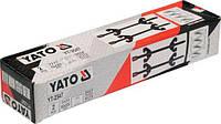 Знімач пружин для амортизаторів 82х355мм 2пр YATO YT-2547