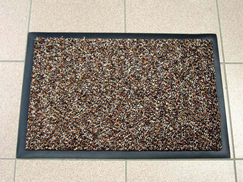Ковер грязезащитный Престиж, 90х150см., коричневый
