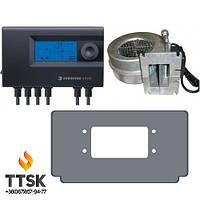 Комплект автоматики  для чугунного котла Виадрус Euroster 11W+WPA 06+переходник