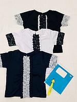 Школьная блузка 01 кэт