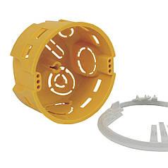 Коробка приборная с монтажным кольцом MKU 64 Ø70х44мм Копос KPM 64/LU_NA
