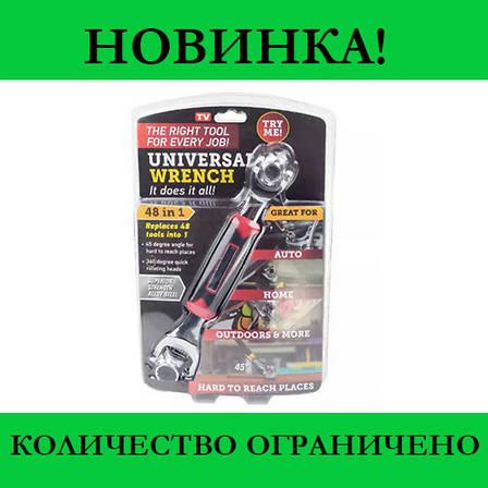 Ключ Universal Tiger Wrench 48 в 1- Новинка, фото 2