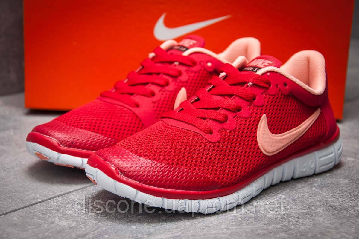 Кроссовки женские 12995 ► Nike Air Free 3.0, красные ✅SALE! 34% [ 37 ] ► (37-23,1см)