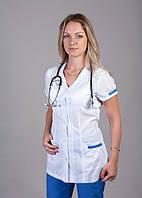 "Медицинский костюм женский ""Health Life"" х/б 2234"