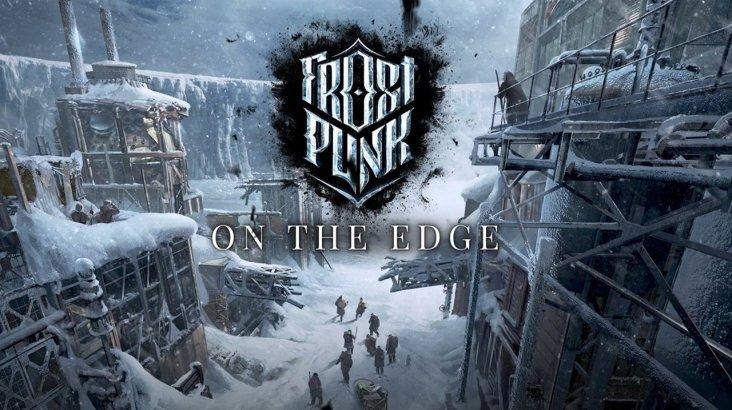 Frostpunk - On the Edge ключ активации ПК