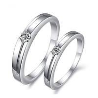 Парные кольца - Стражи Венчания II (платина)