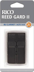 Кейс для тростин RICO Reedgard II - Clarinet/Alto Sax Black Set