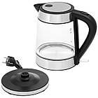 Електричний чайник Lexical LEK-1403, 1.7 л, 2200 Вт., фото 4
