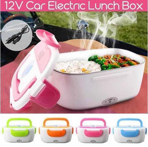 Автомобильный ланч бокс с подогревом The Electric Lunch Box 1,05 л 12В