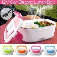 Автомобильный ланч бокс с подогревом The Electric Lunch Box 1,05 л 12В, фото 1