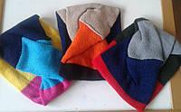 Детский вязанный шарф-хомут оптом , фото 1