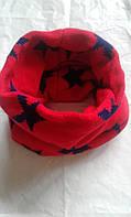 Тёплый детский шарф, хомут, снуд опт , фото 1