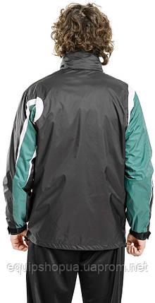 Куртка ветрозащитная Europaw TeamLine зеленая, фото 2