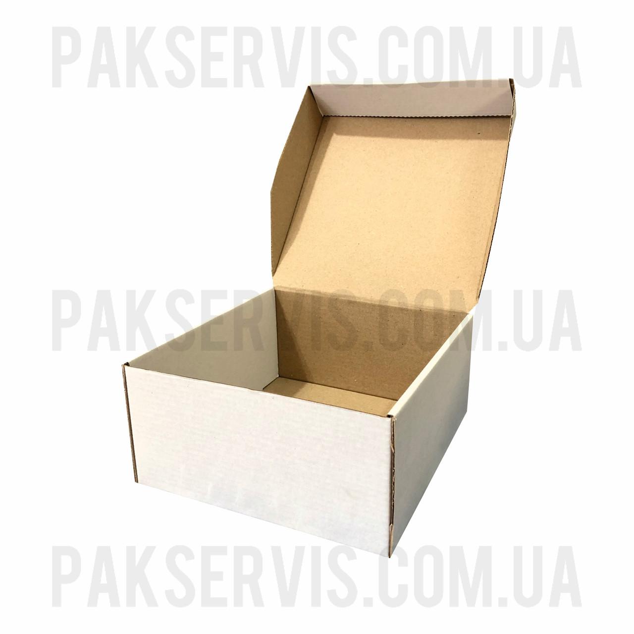 Коробка для кондитерки(торта) XL 280х280х120мм 1/25