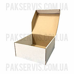 Коробка для кондитерки(торта) S 180х180х85мм 1/25