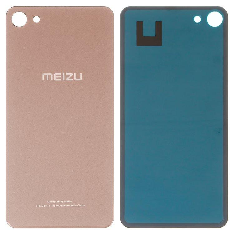 Задняя крышка Meizu U10 pink