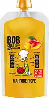 "Пюре фруктове ""Манго"" пастеризоване 400 г Bob Snail"
