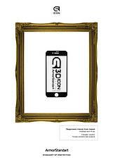 Защитное стекло Armorstandart Icon для Apple iPhone SE 2020/8/7 Black, 0.33mm, 3D (ARM55980-GI3D-BK), фото 3