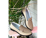Туфли лоферы Jasmine, фото 5