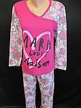 Теплые пижамы для женщин на зиму., фото 3