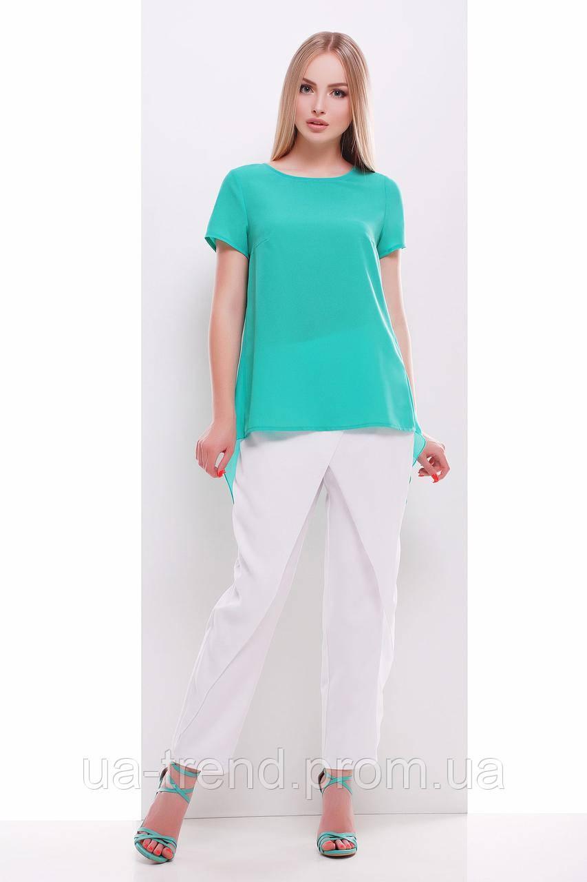 Стильная блуза на лето