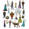 """Мега игровой набор """"Холодное сердце"""" Frozen Mega Figure Play Set"""