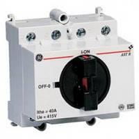 Поворотный переключатель AST R 32 20 32A, 2p