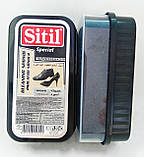Губка для обуви  Sitil Ситил черная Распродажа, фото 2