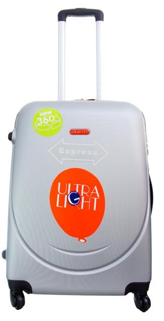 Валіза пластиковий для подорожей GRAVITT