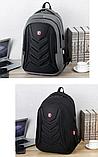 Рюкзак городской + USB, фото 7