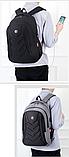 Рюкзак городской + USB, фото 8