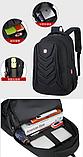 Рюкзак городской + USB, фото 5