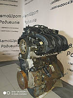 Мотор\Двигун D4F D740  Твінго, Кліо, Сімбол, Канго\ Дачія Логан і Сандеро.