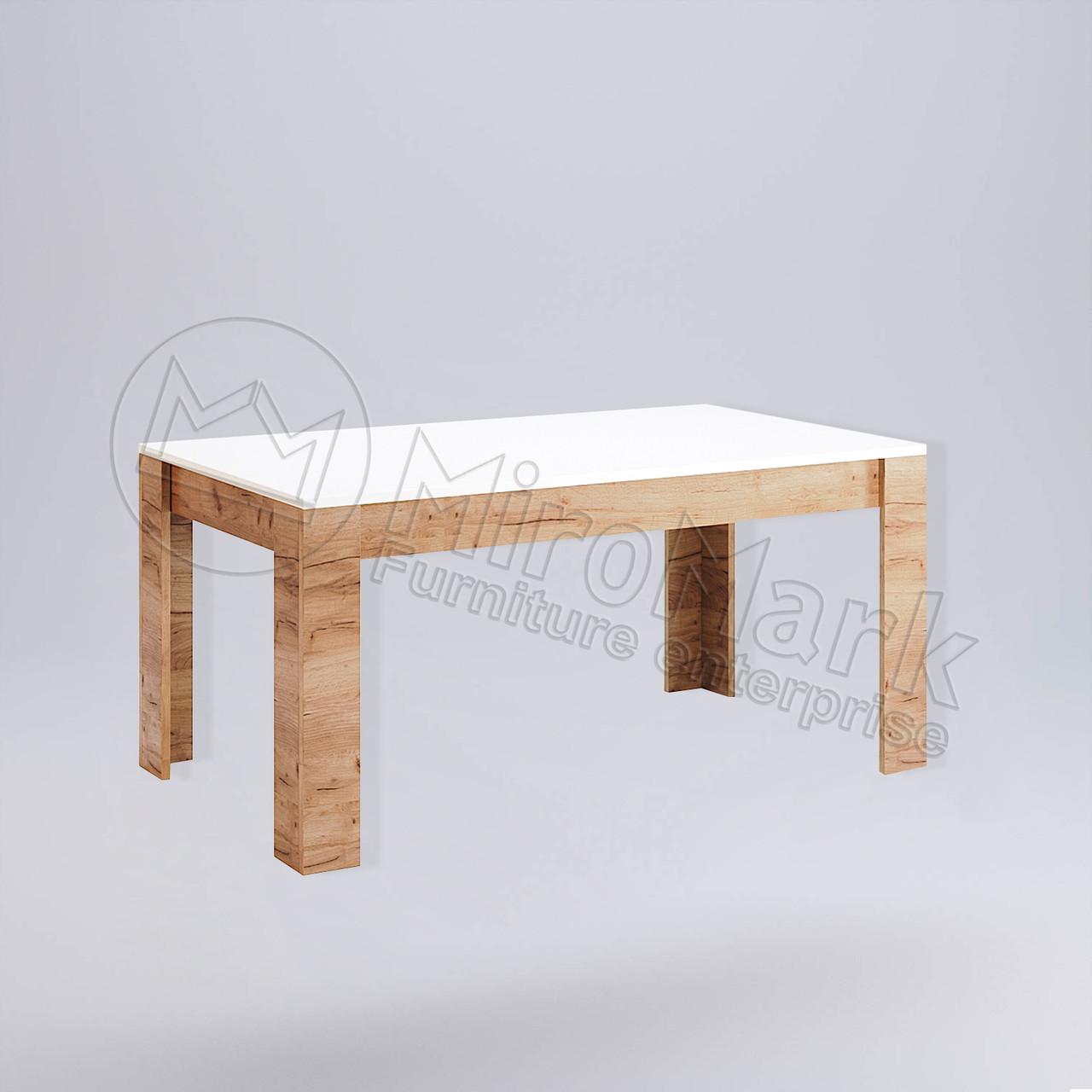 Стол столовый Асти ТМ Миро марк 160 см