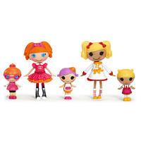 Набор с куклами Mini Lalaloopsy серии Веселая компашка Первоклашки 531715