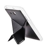 Черный чехол для Samsung Galaxy Tab 3 Lite 7.0 из синтетической кожи