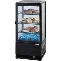 Витрина холодильная Stalgast 78 л