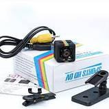 Мини камера SQ11. маленькая камера с ночной съёмкой. Датчик движения, фото 2