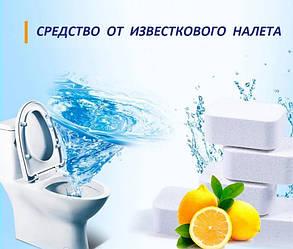 Средство от известкового налета для ванной комнаты