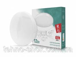 LED светильник настенно-потолочный TITANUM 12W 4100K 220V (TLCL-12C) Кольца