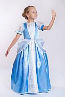 """Праздничный карнавальный костюм на утренник """"Принцесса-Золушка"""" новинка!"""