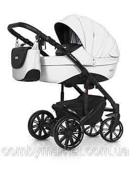 Детская коляска 2 в 1 Riko Sigma 08 белый