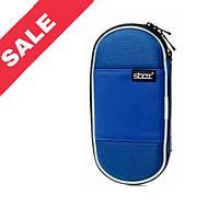 """Чохол (Футляр) """"Sbox"""" PSP802 для PlayStation Portable(PSP) Blue"""