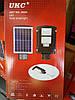 Светильник уличный фонарь на солнечной батарее с датчиком движения UKC 5622 LED Solar 60 Вт, фото 3