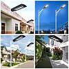 Светильник уличный фонарь на солнечной батарее с датчиком движения UKC 5622 LED Solar 60 Вт, фото 7
