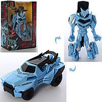 Трансформер FB8804 игровой робот+транспорт 19 см игрушка для мальчика