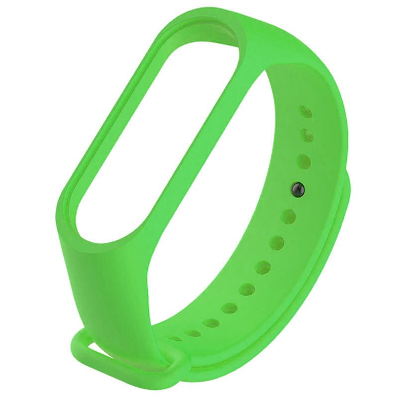 Ремешки для Xiaomi Mi Band 3 4 Зеленый Green