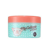 Маска ночная коллагеновая HOLIKA HOLIKA Pig-Collagen Jelly Pack, 80 мл