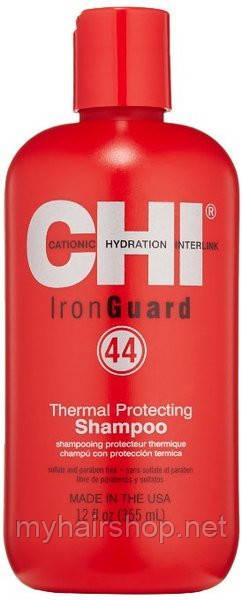 Шампунь термозащитный CHI 44 Iron Guard Shampoo 739 мл